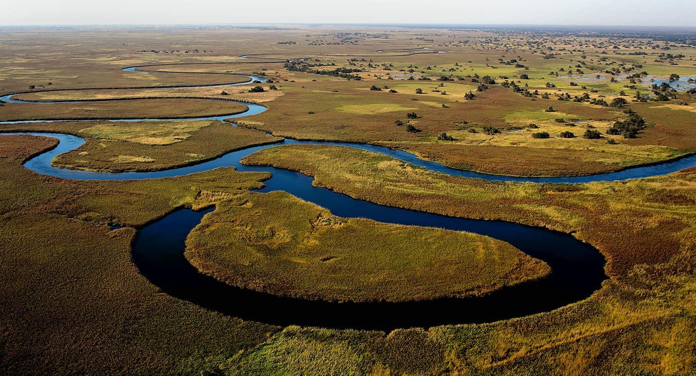 Self-drive safari in botswana